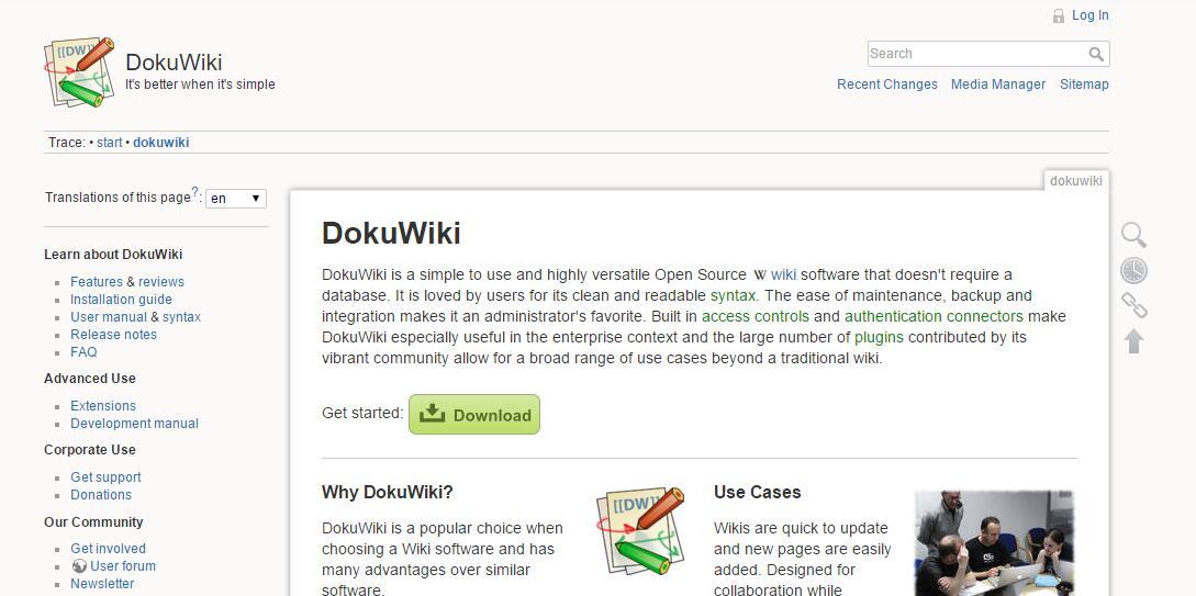 DokuWiki Preview